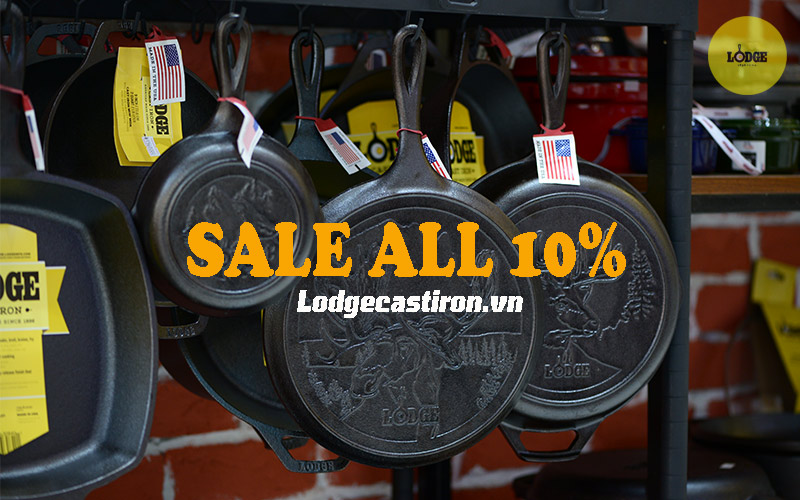SALE_ALL_10%_LODGE_CAST_IRON